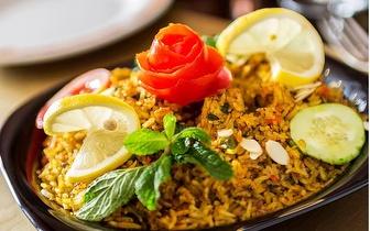Almoço Indiano e Nepalês para 2 por 18€ em Alvalade!
