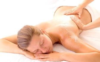 Massagem Anti-stress com Esfoliação e Envolvimento de Algas por 25€ no Restelo!