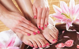 Manicure + Pedicure por 9,90€ no Porto!