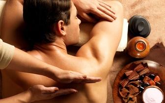 Relax Summer: Massagem Aromaterapêutica de Côco de 45min por 14€ em Carnide!