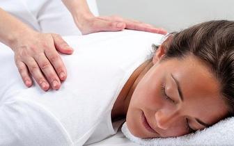 Sessão Terapêutica: Massagem Desportiva ou Osteopatia por 25€ em Massamá!