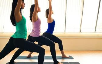 4 Aulas de Hatha Yoga por 22€ no Chiado!