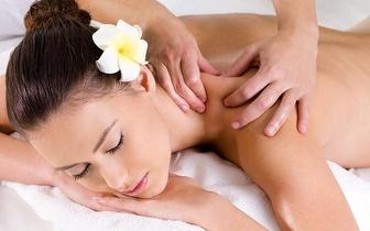 Massagem Terapêutica Anti Stress por 36€ em Belém!