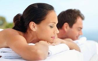 Ritual Casal: Massagem + Buffet por 44€ no Montijo!