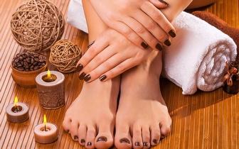 Manicure + Pedicure por 12€ na Maia!
