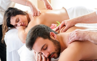 Massagem Shiatsu para Casal por 18€ em Rio Tinto!