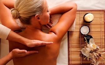 Massagem de Relaxamento por 15€ na Alameda!