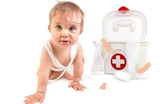 ¡Curso online de Socorrismo y primeros auxilios en bebés y niños por 35€!