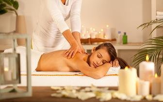 Massagem de Relaxamento no Corpo Inteiro por 16€ em Viseu!