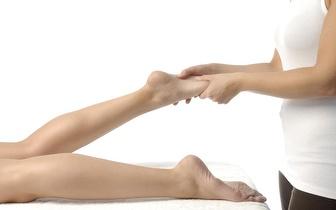 Equilibra o teu corpo: Reflexologia Podal por 15€ no Saldanha!