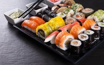 All You Can Eat de Sushi ao Jantar por 11,50€ na Av. 5 de Outubro!