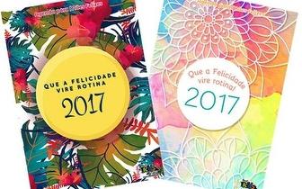 Agenda para Mães Felizes 2017 por 9€ com entrega em todo o País!