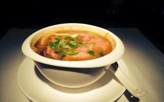 Menu Oriental para 2 ao Almoço com Bebida e Sobremesa por 22€ em Entrecampos!