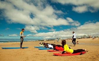 Vamos fazer uma Aula de Surf este fim-de-semana?