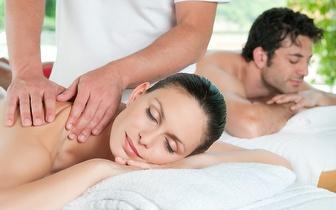 Massagem para Casal por 28€ na Póvoa de Santo Adrião!