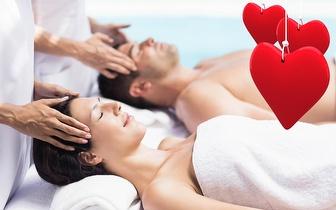 Massagem Casal + Brushing + Lavagem só 25€ nos Anjos!