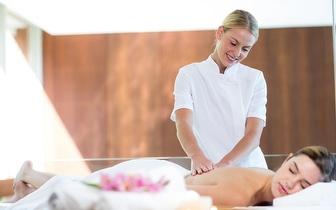 Massagem de Relaxamento com Aromaterapia por 22€ nos Restauradores!