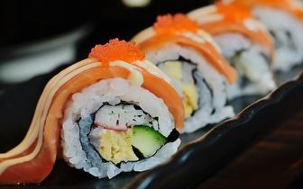 All You Can Eat de Sushi por 11,50€ ao jantar no Campera Outlet Shopping!