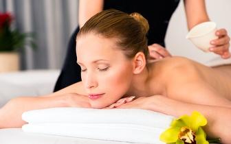 Massagem de Relaxamento por 25€ junto à Estefânia!