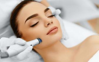 Limpeza Facial com Peeling Ultrassónico ou Microdermoabrasão por 14€ em São Brás!