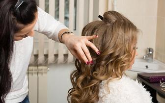 Coloração + Corte para cabelos Compridos por 25€ na Charneca da Caparica!