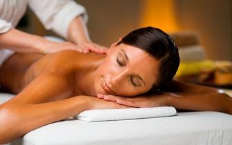 Massagem de Relaxamento Corpo Inteiro 60 min. por 25€ em Algueirão!