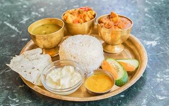 Menu Nepalês Completo para 2 Pessoas por 19€ no Castelo!