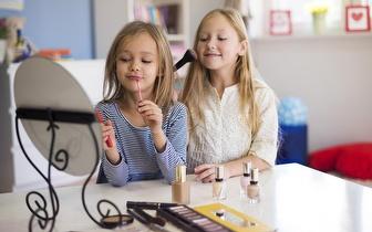 Workshop Make Up Kids por apenas 12€ em Alverca!
