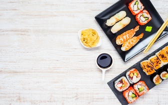 All You Can Eat de Sushi ao almoço por 8,50€ em Odivelas!