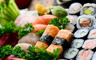 All You Can Eat de Sushi ao jantar por 11,90€ em Odivelas!