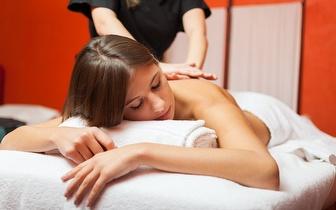 Massagem de Relaxamento Corpo Inteiro por 19€ no Restelo!
