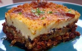 Gastronomia Grega com 15% de Desconto em Fatura ao Jantar junto à Alameda!