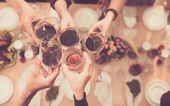 Jantar de Grupo com Bebidas à Discrição por 15€/pessoa em São Bento!