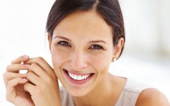Consulta + Destartarização + Branqueamento dentário a laser