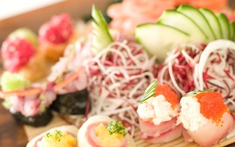 Workshop Sushi & Sashimi por apenas 25€!