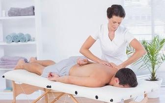 Massagem Desportiva por 29€ em Algueirão!