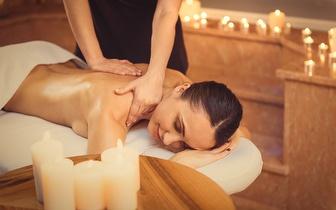 Massagem Terapêutica por 36€ em Algueirão!