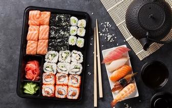 All You Can Eat de Sushi + Bebida ao Almoço por 10,90€ em Coimbra!