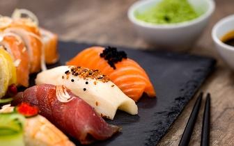 All You Can Eat de Sushi + Café ao Jantar por 13,90€ em Coimbra!