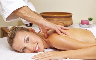 Massagem de Relaxamento ao Corpo inteiro por 15€ em Linda-a-Velha!