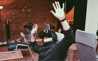 Escape Room em VR para 6 pessoas por 45€ em Entrecampos!