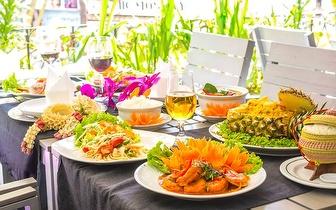Comida Tailandesa com 20% de Desconto em Fatura em Cascais!