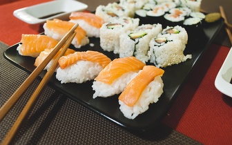 All You Can Eat de Sushi ao Jantar por 14,90€ na Infante Santo!