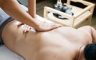 Massagem Terapêutica por 19€ no Campo Pequeno!