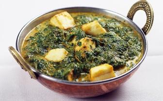Menu de Comida Nepalesa e Indiana para 2 Pessoas ao Jantar por 19€ em Arroios!