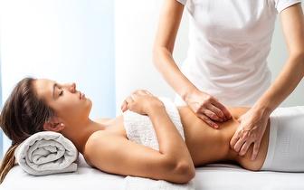 Massagem Redutora + Drenagem Linfática Manual + Massagem de Relaxamento por 25€ nos Anjos!