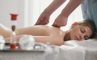 Massagem de Relaxamento ao Corpo Inteiro por 19€ no Lumiar!