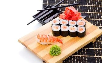 All You Can Eat de Sushi + Sobremesa + Café ao Jantar por 13,50€ em Carcavelos!