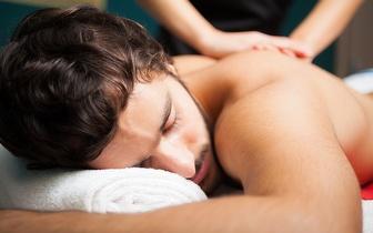 Massagem Havaiana ou Californiana à 3ª, 5ª e Sábado por 15€ na Rua Egas Moniz!