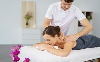 Massagem de Relaxamento ao Corpo Inteiro por 15€ na Charneca da Caparica!